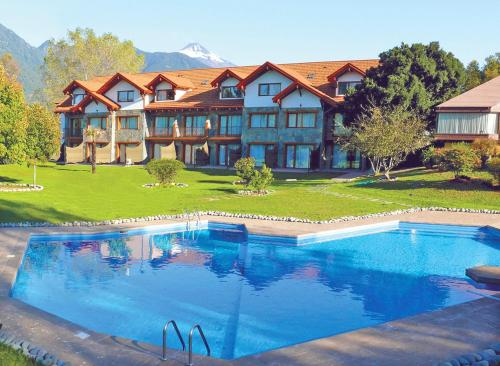 Hotel Pucon Green Park Photo