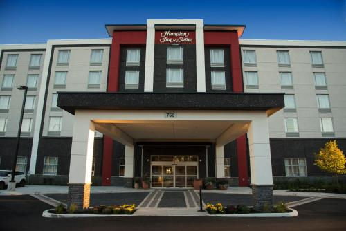 Hampton Inn & Suites by Hilton Thunder Bay in Thunder Bay