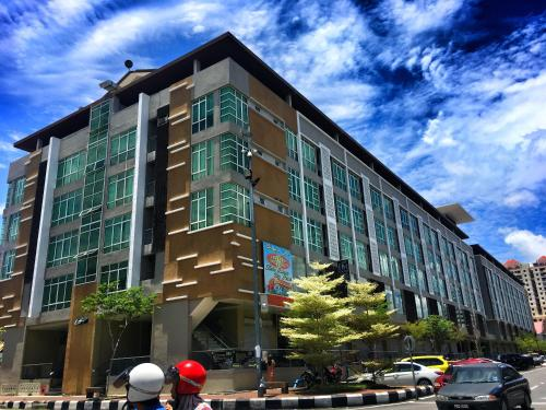 Staycity Apartments - Kota Bharu City Point