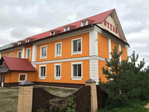Guesthouse Na Volge, Рыбинск