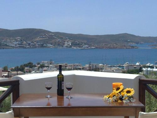 Plakourakia Apartments - Finikas Greece
