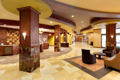 Embassy Suites Dallas -Frisco/Hotel, Convention Center & Spa Photo