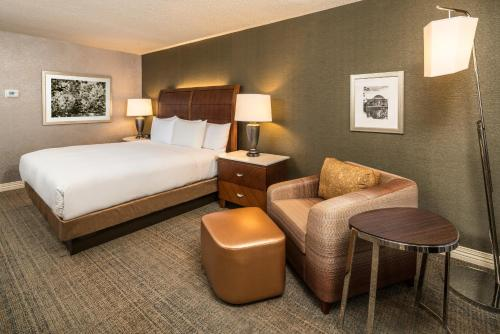 Hilton Washington DC/Rockville Hotel & Executive Meeting Center Photo