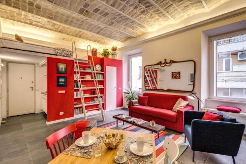 Hotel Aweshome - Colosseo Red Design