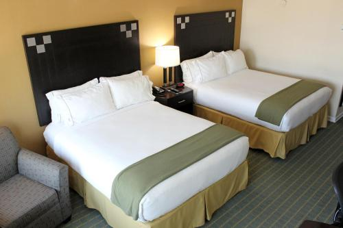 Holiday Inn Express & Suites - Van Horn - Van Horn, TX 79855