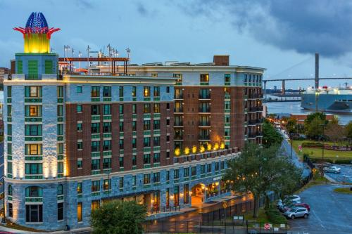 Homewood Suites Savannah Historic District/Riverfront Photo