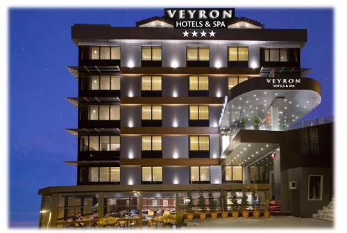 İstanbul Veyron Hotels & SPA online reservation