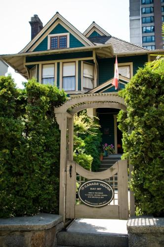 O Canada House Bed & Breakfast Photo