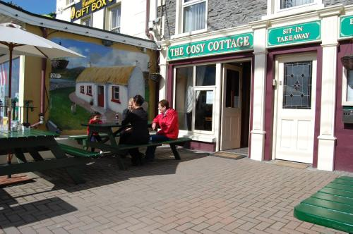 Photo of The Cosy Cottage Hotel Bed and Breakfast Accommodation in Moville Donegal