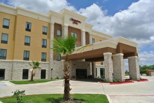 Hampton Inn Carrizo Springs in Carrizo Springs