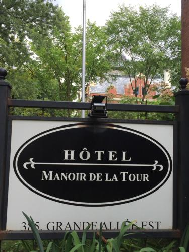 Hotel Manoir de la Tour Photo