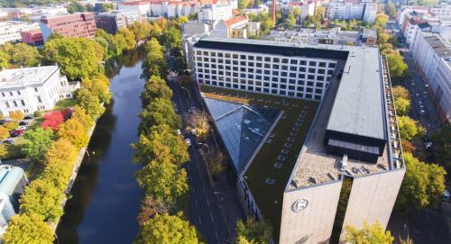 Sheraton Berlin Grand Hotel Esplanade photo 55