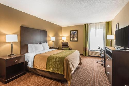 Comfort Inn & Suites Near Worlds of Fun Photo