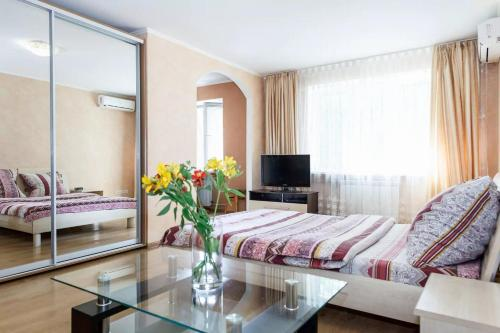 Hotel Apartment in Zaporozhye. Antica