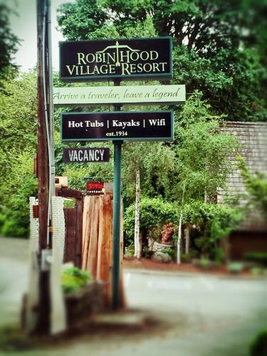 Robin Hood Village Resort Photo