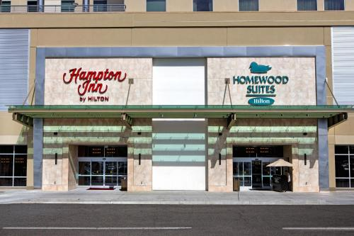 Hampton Inn Houston Downtown Photo