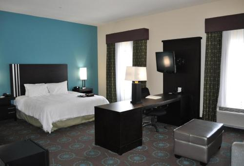 Hampton Inn Pleasanton in Pleasanton