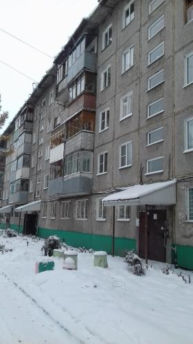 Apartment on Stroiteley 37, Барнаул