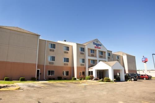 Fairfield Inn Topeka - Topeka, KS 66604