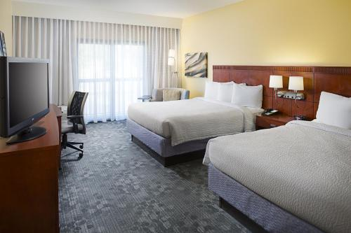 Courtyard by Marriott Memphis Airport Photo