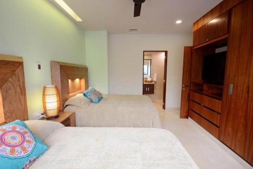 Villa Bella Luxury Condo Playa del Carmen Photo