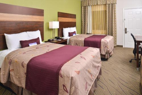 Americas Best Value Inn Downtown Houston Photo