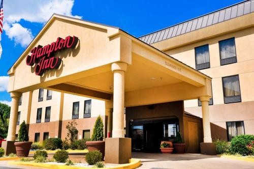Hampton Inn Carrollton KY in Carrollton