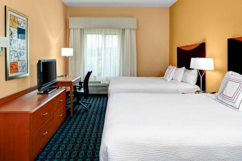 Fairfield Inn & Suites By Marriott Anniston Oxford