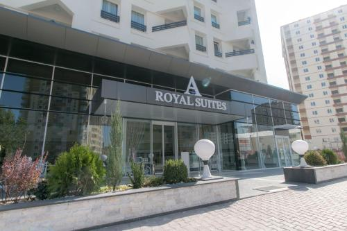 Hotel Aroyal Suites