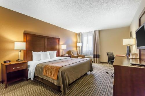 Comfort Inn Canton - Hall of Fame Hotel Photo