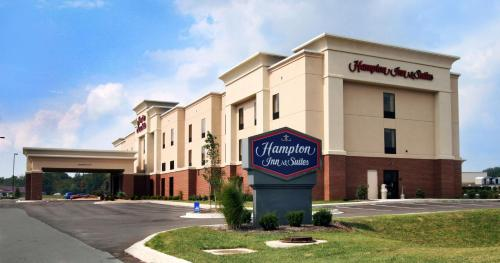 Hampton Inn & Suites Murray Photo