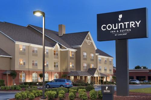 Country Inn & Suites By Carlson Warner Robins GA