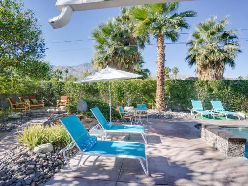 Desert Sunrise Mid-Century Beauty Home - Palm Springs, CA 92264