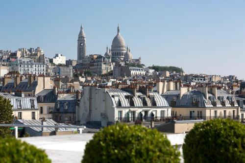 Citadines Montmartre Paris photo 29
