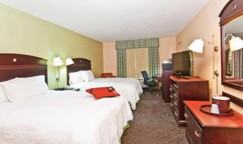 Hampton Inn Livingston Photo