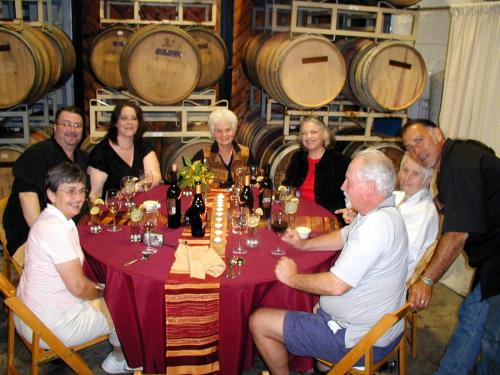 Wild Coyote Winery ~ House-Of-Zin Photo