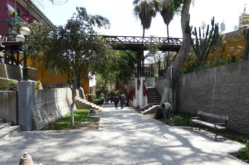Willka House Barranco Photo