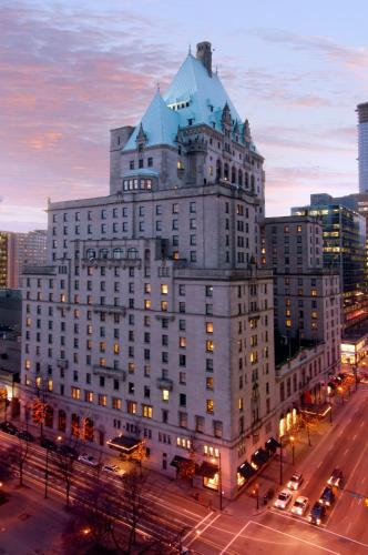 The Fairmont Hotel Vancouver Photo