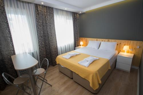 Istanbul Rodin Suites adres
