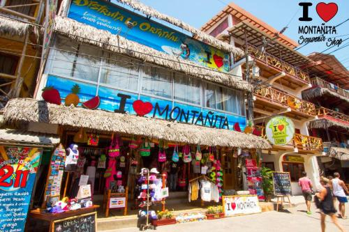 Hostal I Love Montañita Town Photo