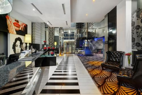 Protea Hotel Fire & Ice! by Marriott Johannesburg Melrose Arch Photo