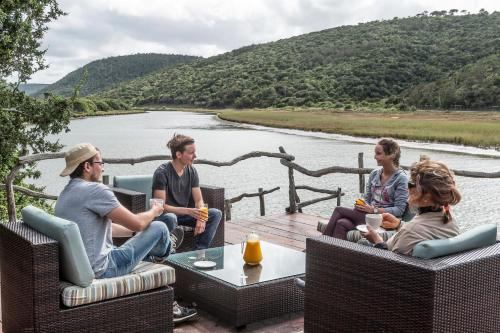 Kariega Game Reserve River Lodge Photo