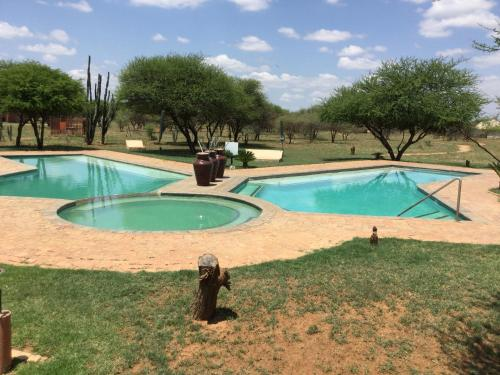 Umoya Game Lodge Photo