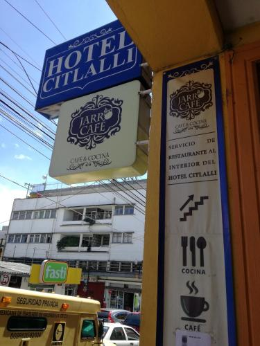 Hotel Citlalli Photo