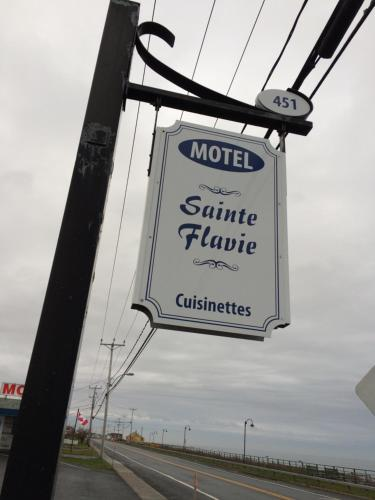 Motel Sainte-Flavie Photo
