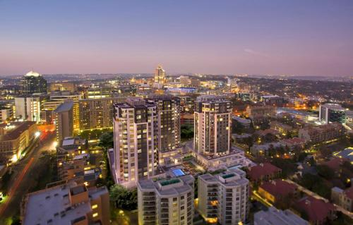 Sandton Skye Apartments Photo