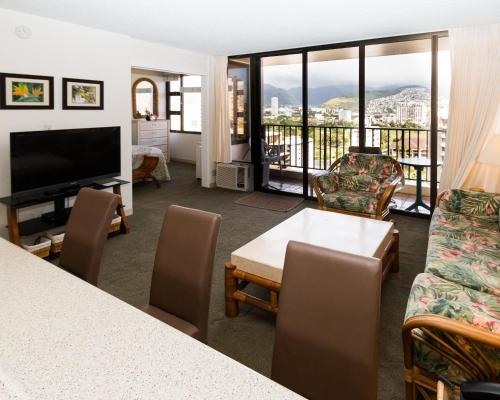 Tower 2 Suite 1901 at Waikiki - Honolulu, HI 96815