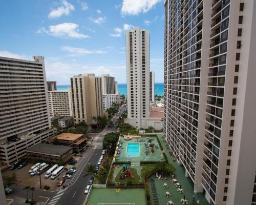 Tower 2 Suite 2012 at Waikiki Photo
