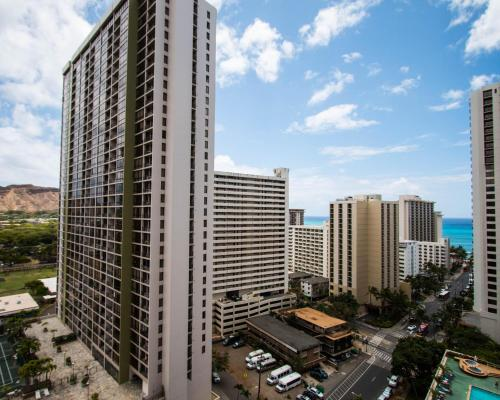 Tower 2 Suite 2012 at Waikiki - Honolulu, HI 96815