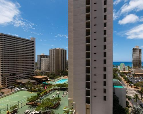 Tower 2 Suite 1204 at Waikiki Photo